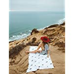 Microfiber Beach Towel - beach 1