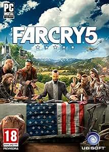 Far Cry 5 - Standard Edition   Código Uplay para PC
