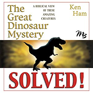 The Great Dinosaur Mystery Solved Audiobook
