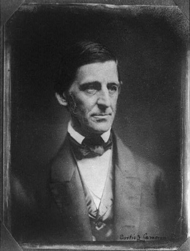 Photo: Ralph Waldo Emerson, Concord School of Philosophy, c1911 . Size: 8x10 (approximately)