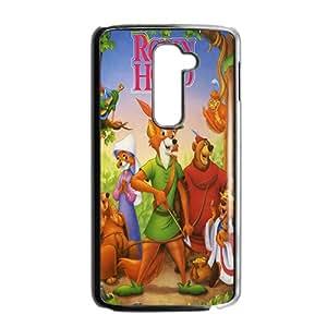Robin hood Case Cover For LG G2 Case