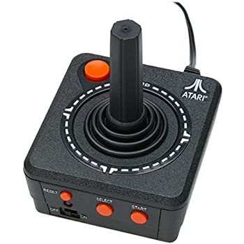 Amazon.com: Atari Paddle TV Game 13 In 1 , Breakout,Night