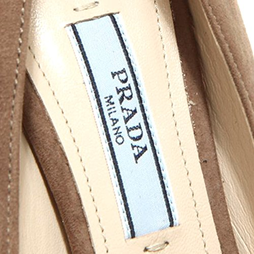 2236G Visone Prada Donna Shoes Women Decollete Scarpa pUddW7qA