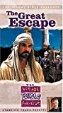 The Visual Bible for Kids: The Great Escape: Starring Frank Peretti as Mr. Henry [VHS]