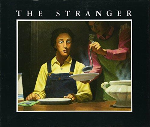 The Stranger by Houghton Mifflin Books for Children (Image #3)