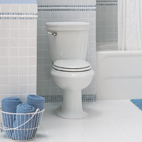 well-wreapped American Standard 4396.016.222 Standard Collection Toilet Tank, Linen