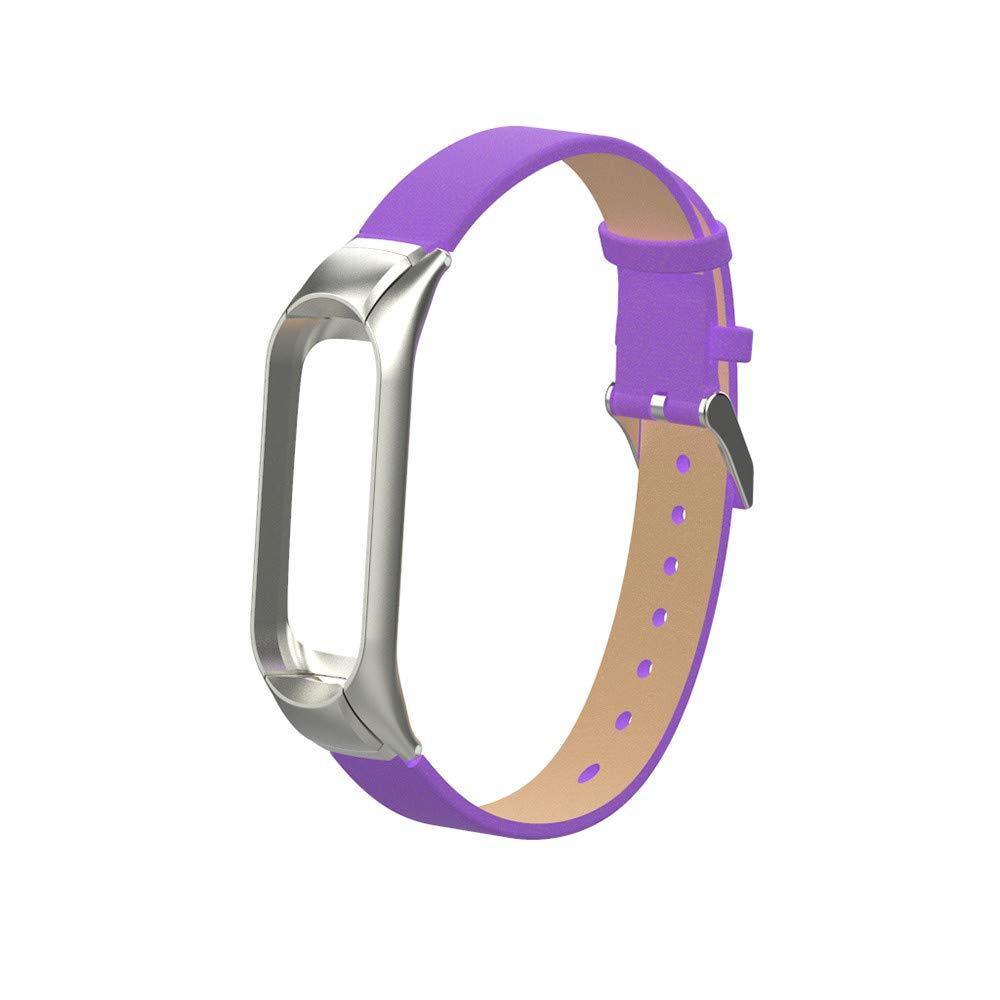 Modaworld _Correa de reloj Pulsera Xiaomi Mi Band 3 Muñequeras Banda ...
