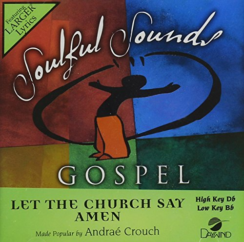 Let The Church Say Amen [Accompaniment/Performance Track]