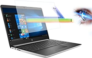 "[2PC Pack] 14 inch Blue Light Filter Laptop Screen Protector, Blue Light Blocking HD Screen Protector for Notebook Computer Screen 14"" Display 16:9 Aspect Ratio"