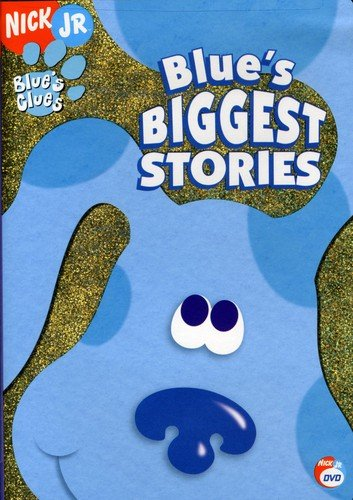 Blue's Clues: Blue's Biggest Stories Nick Balaban Steve Burns Traci Paige Johnson Blue's Clues