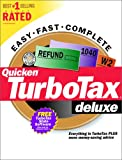Software : TurboTax Deluxe 2000 (PC)