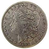 1896 O Morgan Silver Dollar $1 Very Fine