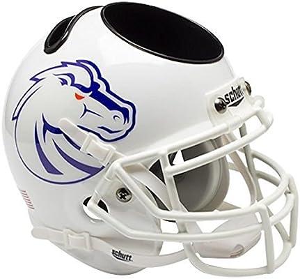 Schutt NCAA Boise State Broncos Football Helmet Desk Caddy