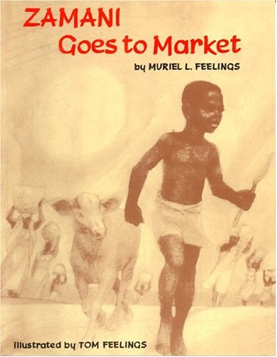 Zamani Goes to Market (Young Readers Series)