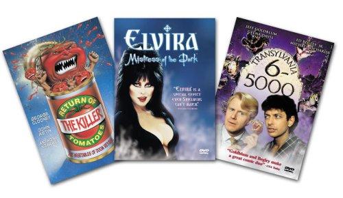Horror Campy Classics (Elvira, Mistress of the Dark/Transylvania 6-5000/Return of the Killer Tomatoes)