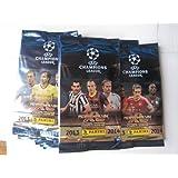 Panini UEFA Champions league 2013 / 2014 Adrenalyn XL Soccer Cards 10 Packs