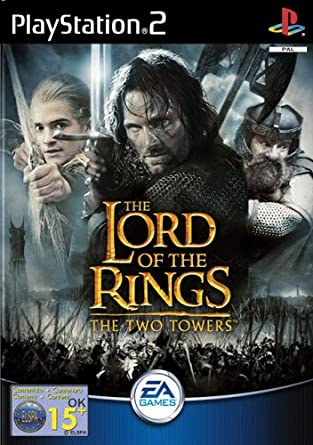 The Lord Of The Rings The Two Towers Ps2 Amazoncouk Pc
