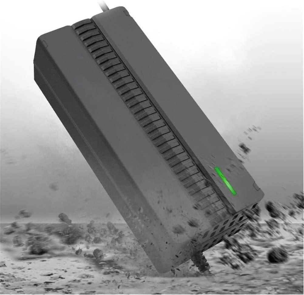 Netzteil 67,2 V 5 A Ausgangsspannung 60 V Lithium-Elektrobike-Ladeger/ät Stecker Optional PoJu Ebike-Ladeger/ät Schnellladung