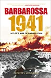 img - for Barbarossa, 1941: Hitler's War of Annihilation book / textbook / text book