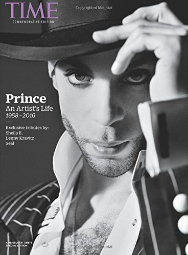 Download TIME Prince, An Artist's Life 1958-2016 pdf epub