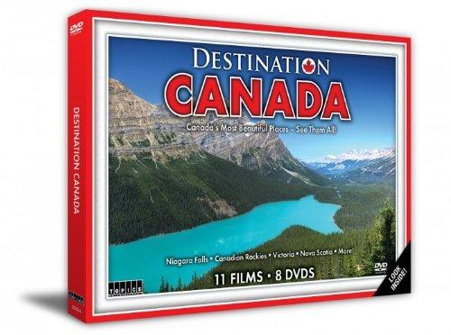Destination Canada (Wild Canada Dvd)