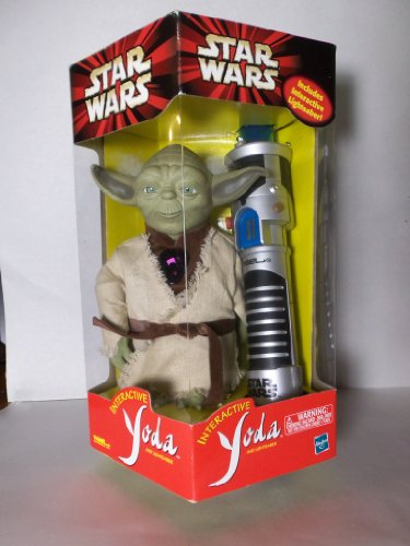 Star Wars Interactive Yoda Lightsaber