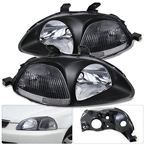 97 civic clear headlights - 3