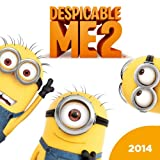 Despicable Me 2 2014 Wall Calendar