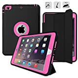 Best Apple Friend Ipad Cases - iPad Mini Cover Case, Spessn Heavy Duty Full Review
