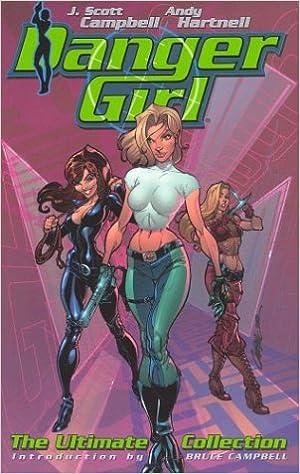 Danger Girl comics YOU CHOOSE Image