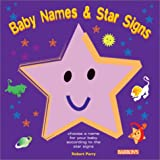 Baby Names and Star Signs, Robert Parry, 0764119141