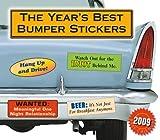 Year's Best Bumper Stickers 2009 Daily Boxed Calendar (Calendar)