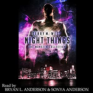 Night Things Audiobook