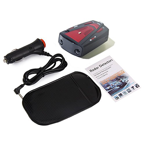 HYPNUX USB Car Speed Radar Detector