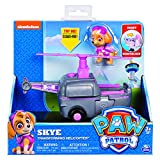 Paw Patrol 20101363 Skye's Transforming Helicopter with Flip-Open Turbines, for Ages 3 and Up