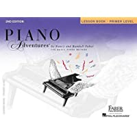Piano Adventures: Lesson Book - Primer Level (2nd Edition)