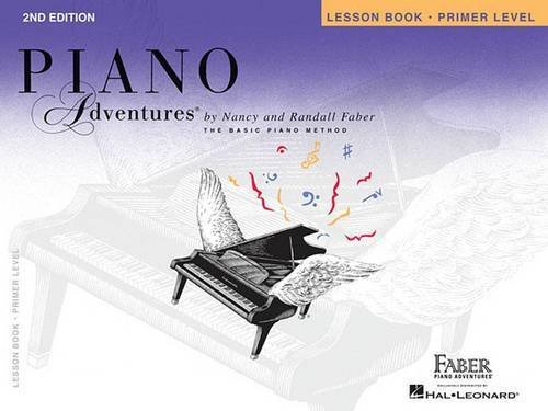 Primer Level - Lesson Book: Piano Adventures