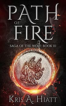 Path Fire Saga Wolf Book ebook