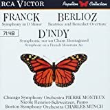 Franck%3A Symphony in D Minor %2F Berlio