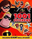 INCREDIBLES 2: 1001 Stickers (1001 Stickers Disney)