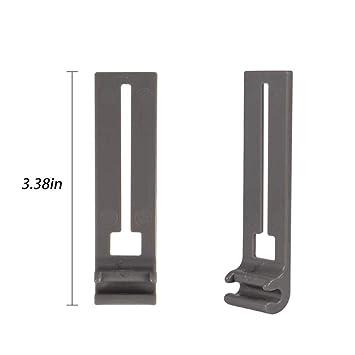 Amazon.com: W10350376 & W10195840 & W10195839 Posicionador ...
