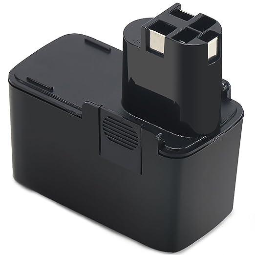 62 opinioni per POWERAXIS 12V 3000mAh NI-MH utensili elettrici batteria per BOSCH BAT011 BH1214H