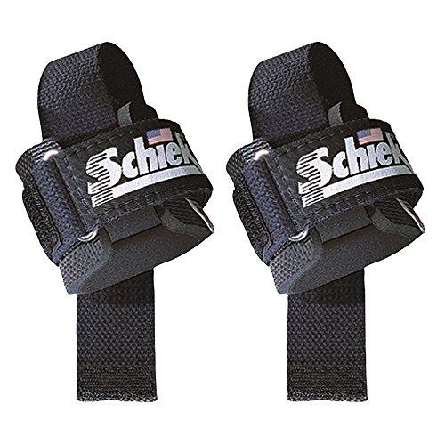 Ironcompany.com Schiek Power Lifting Straps (Pair)