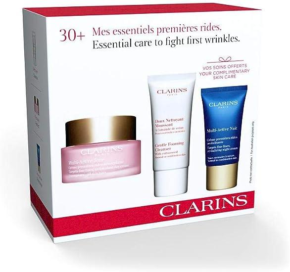 Clarins - Estuche de regalo tratamiento experto multi activa: Amazon.es: Belleza