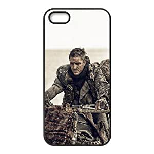 iPhone 4 4s Cell Phone Case Black hf65 mad max fury road max tom hardy film T5H7IU