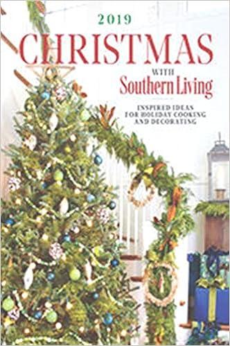 2019 Christmas with Southern Living: Amazon.com: Books