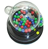 Portable Lottery Machine Numbers Games Fun