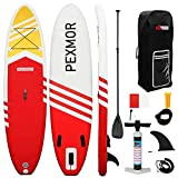 Best Inflatable Paddle Boards - PEXMOR Inflatable Stand Up Paddle Board for Fishing Review