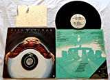 Rick Wakeman And The English Rock Ensemble LP No Earthly Connection - A&M Records1976 - Includes Original Foil Cylinder Gimmick