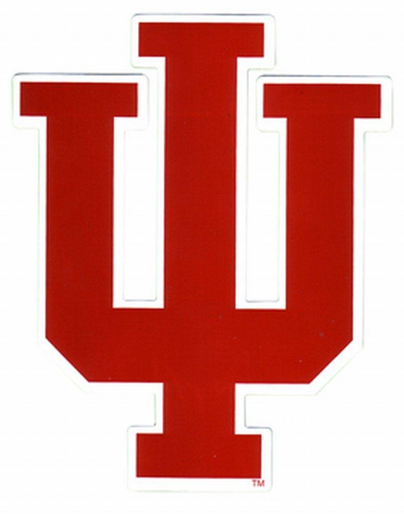 NCAA Indiana Hoosiers Car Magnet Sm